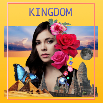 Small kingdom artwork square