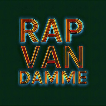 Small rap van damme logo