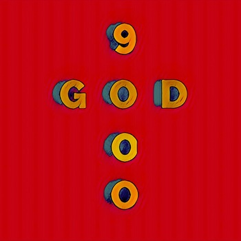 Small god 9000 logo 1
