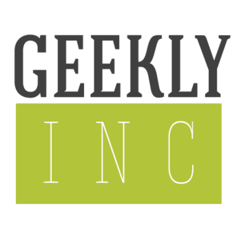 Small geekly logo