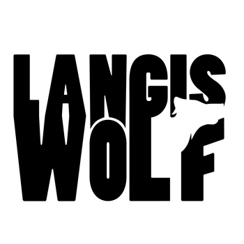 Small langis wolf transparent