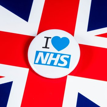 Small nhs national health insurance