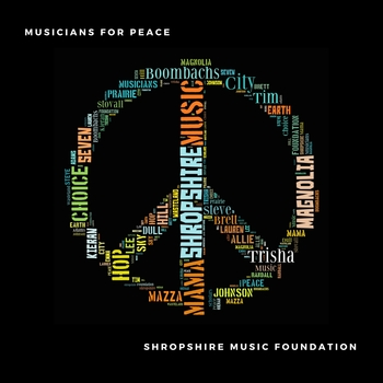 Small musicians for peace