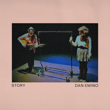 Small story album cover photoshop pink