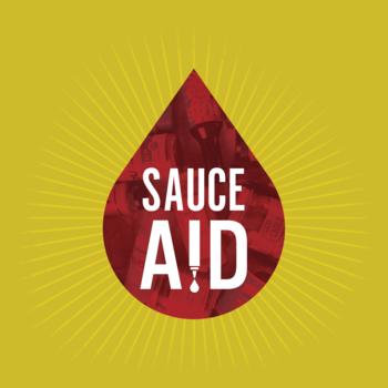 Small sauceaiddrip logo