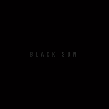 Small black sun single