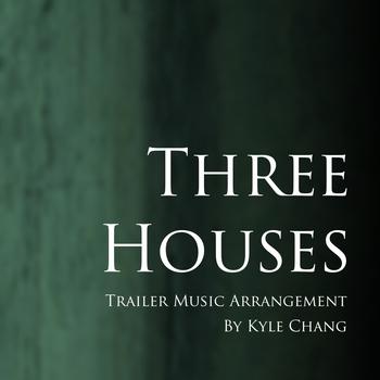 Small three houses album art